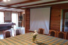 Pirts un konferenču telpas